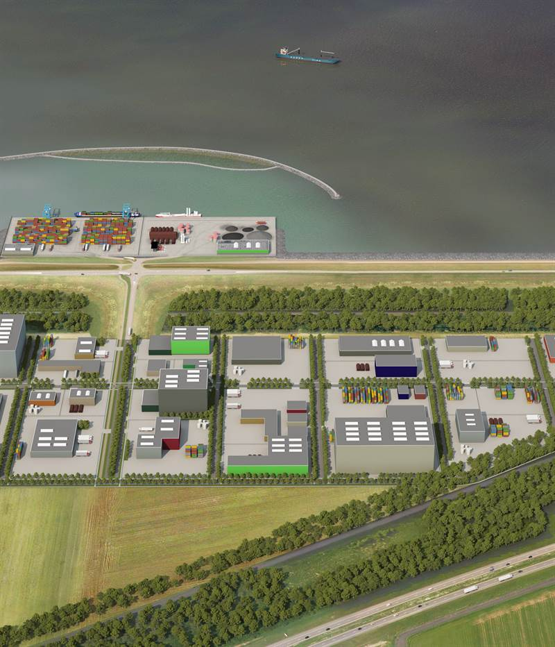 Flevokust Haven in Havenlocaties 2018