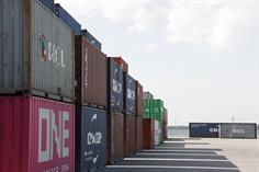 Flevokust containers